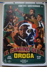 Heroin Busters Poster - Argentinian